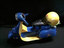 My Generation Doll Scooter with helmet in Bartlett, Illinois