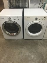 FRIGIDAIRE AFFINITY WASHER & DRYER - ALMOST MATCHING in Fort Campbell, Kentucky
