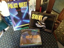 Police Quest Swat 4 CD Rom Collection Series in Naperville, Illinois