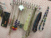 Many necklaces in Travis AFB, California