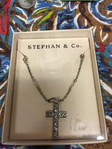New cross necklace in Travis AFB, California