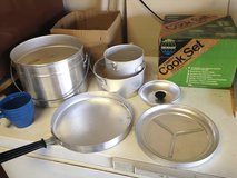 Seaway - 14 pc. Camping Cook set (set for 4) in Naperville, Illinois