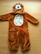 Lion Halloween costume sizeS fits 3-5t (98-110 cm) in Ramstein, Germany