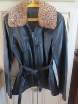 Leather Coat in Fort Rucker, Alabama