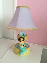 Small Princess Lamp Jasmine Disney in Aurora, Illinois