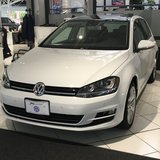 JUST ARRIVED - Pure White VW Golf in Spangdahlem, Germany