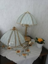 Set of 2 beautiful lamps in Ramstein, Germany