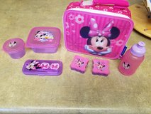 NEW Minnie mouse lunch box with extras in Fort Drum, New York