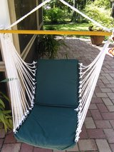 Swing Chair in Beaufort, South Carolina