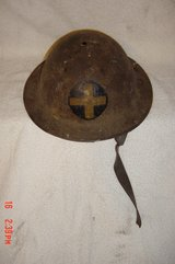 USA WW I  M1917 brodie helmet 100 years old this year!! in Bolingbrook, Illinois