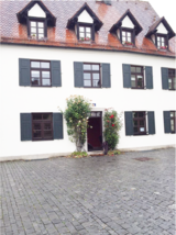 Beautiful Apartment in Weiden Pedestrian Area in Grafenwoehr, GE