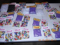 10,000 brand new heart shaped beads in Bolingbrook, Illinois