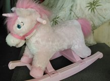 Pink Ride On Rocking Horse in Perry, Georgia