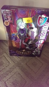 monster high doll in Lockport, Illinois