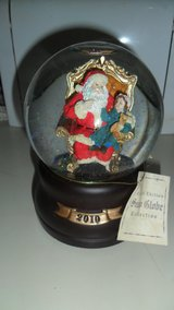 musical snow globe in Fort Campbell, Kentucky