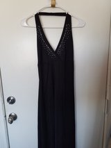 Black Ball Gown w/Bling in 29 Palms, California