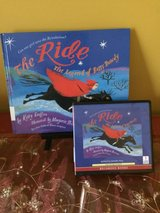 The ride the legend of Betsy Dowdy By Katie Griffin with cd in Yorkville, Illinois