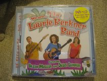 The Laurie Berkner Band - DVD& CD in Glendale Heights, Illinois