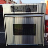 27 inch KitchenAid stainless steal convention walloven in CyFair, Texas