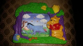 Winnie The Pooh Scroll Musical TV in Fort Campbell, Kentucky