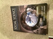 Social Science: An Introduction to the Study of Society in Travis AFB, California