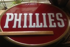 Phillies Cigar Metal Sign NEW-RARE. COLLECTIBLE-NOT MADE ANY MORE in Mobile, Alabama