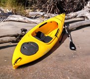 Wilderness Kayak with extras in Cherry Point, North Carolina