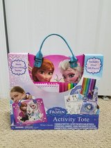 Frozen activity tote new and sealed in Quantico, Virginia