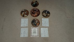 Collectible Cat plates with certificates in Stuttgart, GE