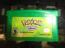GBA Pokemon LeafGreen Version (REPRO) in Camp Lejeune, North Carolina