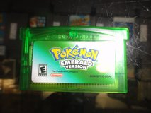 GBA Pokemon Emerald Version (REPRO) in Camp Lejeune, North Carolina