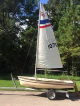 Sailboat for the Lake! Have fun! in Houston, Texas