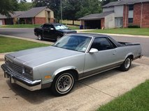 1986 Chevy El Camino in Lake Charles, Louisiana