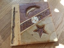 Handmade Leaf Photo Album in Chicago, Illinois