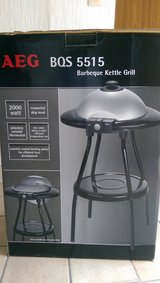AEG Barbecue Kettle Grill in Ramstein, Germany