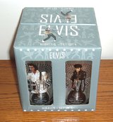 ONLY $! NEW Elvis Set of 3 14 oz. Hiball Drinking Glasses ONLY $2 in Yorkville, Illinois