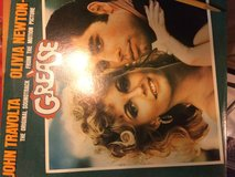 Grease soundtrack on record in West Orange, New Jersey