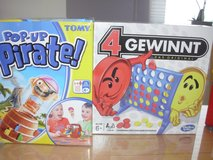 Pop Up Pirate and Score Four games in Spangdahlem, Germany