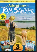 The Adventures of Tom Sawyer in Pensacola, Florida