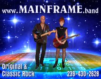 MAINFRAME  Classic Rock Duo Band in Florida in MacDill AFB, FL