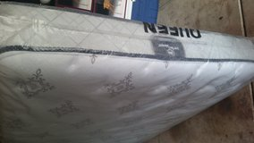 Queen Size Mattress and Box Spring in Charleston, South Carolina