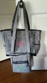 "31 Tote and Cross Body monogrammed ""C"" in Beaufort, South Carolina"
