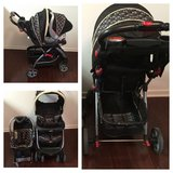 Car seat and stroller in Fort Lee, Virginia