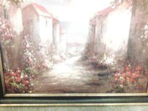 Framed Turley Oil Painting on canvas in Biloxi, Mississippi