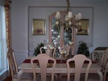 Formal Dining Room Table, Chairs, Buffet and China Cabinet in Dothan, Alabama