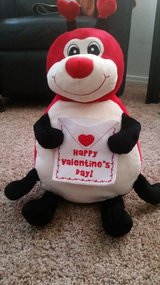 Valentines lady bug card holder in Camp Pendleton, California