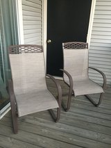 *** Gorgeous Neutral Colored Patio Chairs *** in Glendale Heights, Illinois