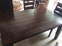 Table, Chairs, Cabinet in Fort Eustis, Virginia