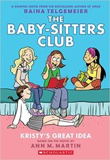 Babysitter's Club Graphic Novels for Young Readers in Okinawa, Japan