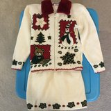 Christmas outfit size 4 in Okinawa, Japan